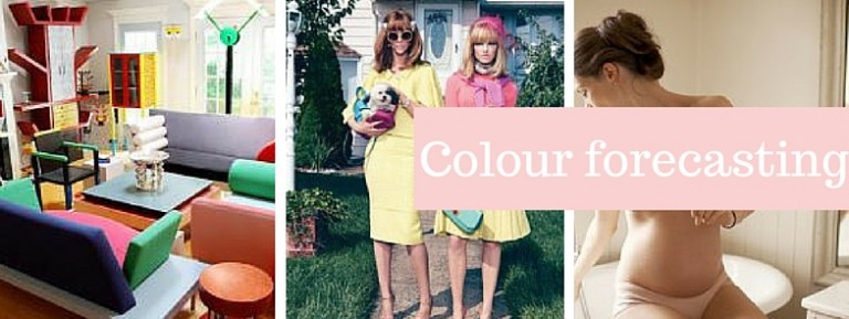 WGSN's Spring/ Summer 2017 colour forecast